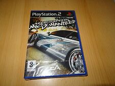 NEED FOR SPEED MOST WANTED PS2 SIGILLATO MARCHIO SIGILLATO