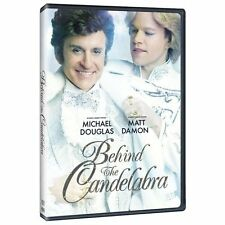 Behind the Candelabra by Michael Douglas, Matt Damon, FREE SHIPPING !!!