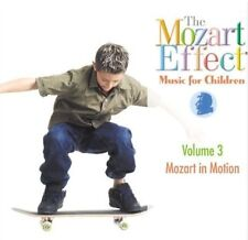 The Mozart Effect, Vol. 3: Mozart in Motion (CD, Sep-1997, BMG/Children's Group)