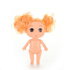 Best Doll with Double Blond Buns for ddung Girl Dolls as Dollhouse Girls Toys