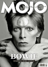 Mojo  Magazine March Issue 2016 David Bowie Tribute Special (new)