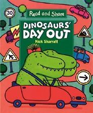 Dinosaur's Day Out: Read and Share (Reading and Math Together) Sharratt, Nick P