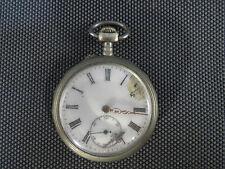 Ancienne montre à gousset à reviser vieux bijoux french antique watch