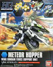 Bandai HG Build Custom 004 METEOR HOPPER WING GUNDAM FENICE SUPPORT UNIT 1/144