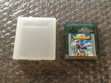 Dragon Warrior III 3 (Nintendo Game Boy Color) Cart Only - Authentic - Tested