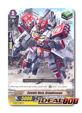 Cardfight Vanguard x 4 Cosmic Hero, Grandrescue - G-EB01/033EN - C Mint