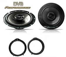 Honda Civic 2006-2012 Pioneer 17cm Front Door Speaker Upgrade Kit 240W