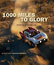 1000 Miles to Glory: The History of the Baja 1000, Fiolka, Marty, Good Book
