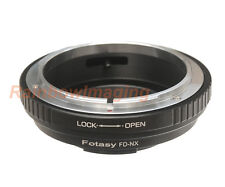 Adapter for Canon FD lens to Samsung NX NX1000 NX300 NX210 NX200 NX20 NX10 NX5