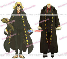 One Piece Strong World OVA Monkey D. Luffy Cosplay Costume H008