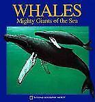 Whales: Mighty Giants of the Sea National Geographic Pop-Up Action  Book