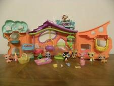 Littlest Pet Shop Pets Only Clubhouse Playset with 10 pets and accessories