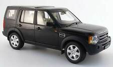 Land Rover Discovery 3 black 1:18 Auto Art