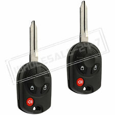 2 Replacement For 04 05 06 07 08 09 10 11 12 13 14 15 16 Ford F-350 F350 Key Fob