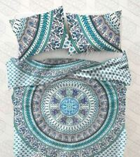 Indian Duvet Doona Cover Comforter Mandala King Size Bohemian Quilt Cover Set