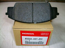 Genuine Honda Civic Tipo R Delantero Pastillas De Freno 02-05