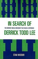 In Search of Derrick Todd Lee: The Internet Social Movement That Made -ExLibrary