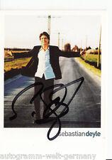 Sebastian Deyle TOP AK Orig. Sign.   +24825