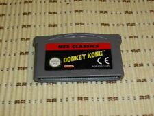 NES Classics Donkey Kong pour Game boy advance sp et DS Lite