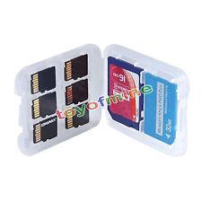 8 en 1 Caja para Almacenar Micro SD SDHC TF MS Tarjeta de Memoria Buena Venta