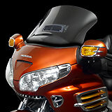 GOLDWING GL1800 V-Stream Windshield (T55-2147) MADE BY NATIONAL CYCLE