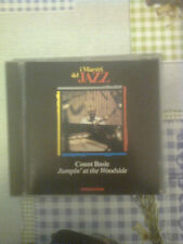 I MAESTRI DEL JAZZ - COUNT BASIE JUMPIN' AT THE WOODSIDE - (ED. DE AGOSTINI)  CD
