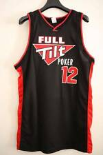 FULL TILT POKER NBA BASKETBALL STREET WEAR GAME JERSEY ORIGINAL