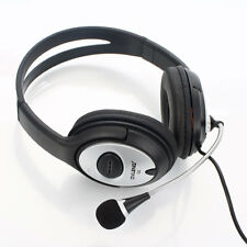 Durable USB Stereo Headset Headphone Microphone for PC Laptops Computer OV-Q2 98