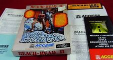 Atari XL:  Beach-Head 2  II: The Dictator Strikes Back!
