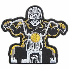 Ghost Springer Custom Biker Motorcycles Rider Racing HD Iron-On Patches #0708