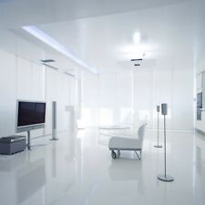 Super Gloss White Laminate Flooring.  SYLENT SYSTEM. MADE IN GERMANY $ 2.99 Sq.F