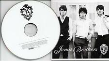 Jonas Brothers ‎– Jonas Brothers CD Album 2008