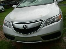 2013 Acura RDX AWD AT Front End Assembly Clip Nose '165' Actual Miles