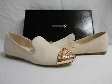 Boutique 9 Size 6 M Yendo Natural Loafers Flats New Womens Shoes
