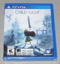 Child of Light for Playstation Vita Brand New! Factory Sealed!
