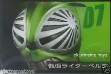 Masked Kamen Rider Verde Ryuki Mask Collection Vol.3 Head Helmet Display 1/6 07