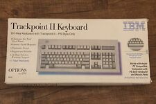 SEALED IBM Model M13 Trackpoint II Keyboard (92G7461)