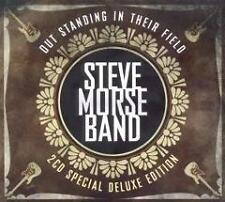 STEVE MORSE BAND - OUT STANDING IN THEIR FIELD - LIVE FROM GERMANY - 2xCD NEU