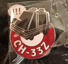 Star Wars Celebration 2017 Mouse Droid Giveaway Pin! Red!