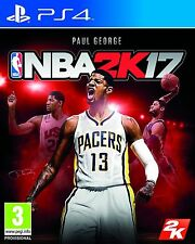 NBA 2K17 (PS4) Pre Order Now!  Release Date - 16th September 2016