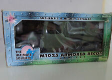 1/6 Vehicle Hummer Ultimate soldier M1025 RECON VEHICLE - NEW