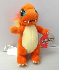"Nintendo Pokémon Charmander 7"" Plush With Original Tag!"