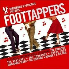 Dreamboats And Petticoats Presents Foot Tappers CD