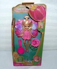 THUMBELINA  BARBIE 2008 IN ORIGINAL BOX