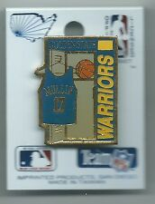 NBA Golden State Warriors Chris Mullin Pin Stamped Imprinted Products 1991