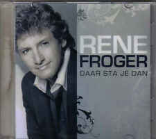 Rene Froger-Daar Sta Je Dan promo cd single