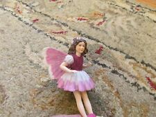 Retired Cicely Mary Barker Heliotrope   Flower Fairy Ornament