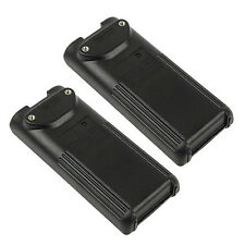 2X New 6*AA Radio Battery Pack Shell Case Box for Two-way Radio ICOM IC V8 V82