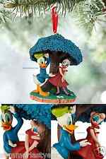Donald and Daisy Duck Sketchbook Ornament Donald's Diary~Disney Store~Free Ship