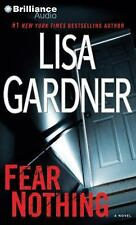 Detective D. D. Warren: Fear Nothing : A Novel 7 by Lisa Gardner (2016, CD,...